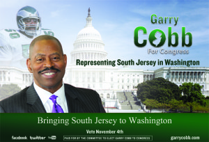 Garry Cobb mailer 1