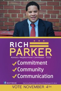 Rich Parker for ANC Flyer 1